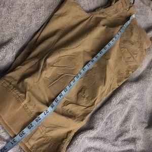 Lane Bryant Pants - Dark brown capris